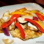 Simple Fish and Veggies