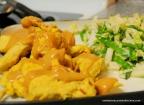 Chicken Satay and Peanut Sauce