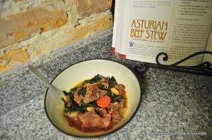 Asturian Beef Stew
