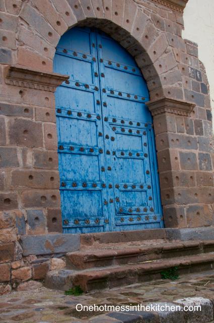 Blue Door - 1