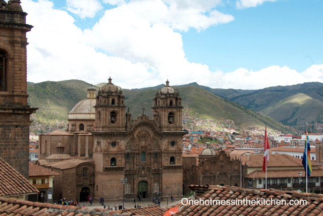 Cusco Cathedral - 1