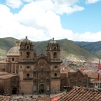 Peru and the Inca Trail: Part 2 – Cusco