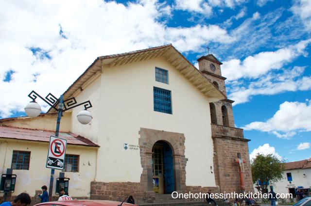 Palacio del Inka Lobby - 1 (3)