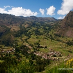 Peru & the Inca Trail: Part 3 – Pisac & the Sacred Valley