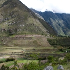 The Inca Trail: Day 1