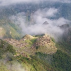 The Inca Trail: Sun Gate at Dawn