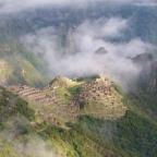 The Inca Trail: Sun Gate at Dawn